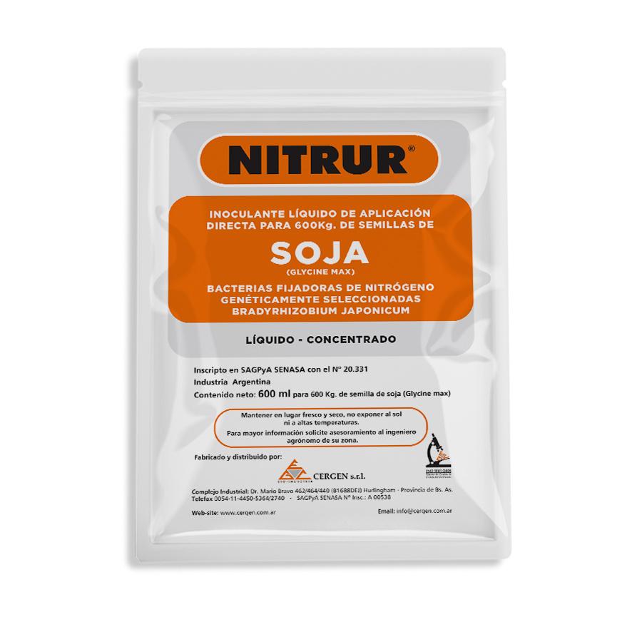 Nitrur SOJA Inoculante Liquido Cergen 01